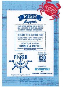 Rockfish 2016 Poster